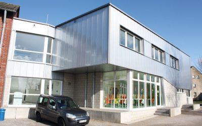 """""""Martin-Luther-Schule"""" – Neubau eines Anbaus/Erweiterung einer Ganztagsschule"""