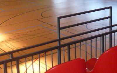 "Umbau der Sporthalle ""Heckinghausen"""