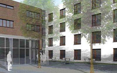 """Neubau eines Alten- und Pflegeheimes """"Graf-Adolf-Straße"""""""